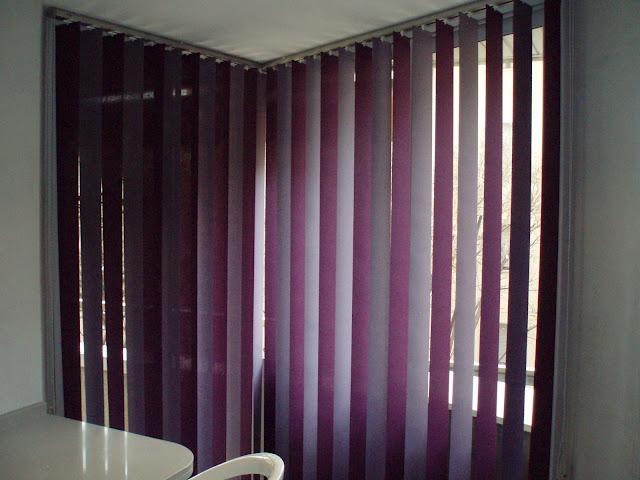 Lo ltimo en cortinas de bandas verticales - Humedad ideal habitacion ...